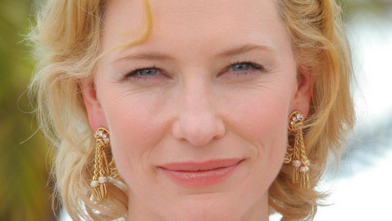 Cate Blanchett va juca in filmul
