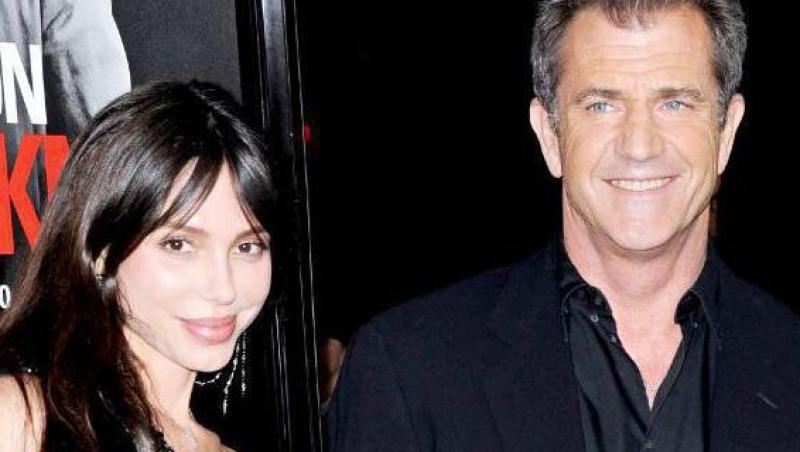 Oksana i-a cerut 15 milioane $ lui Mel Gibson pentru inregistrari