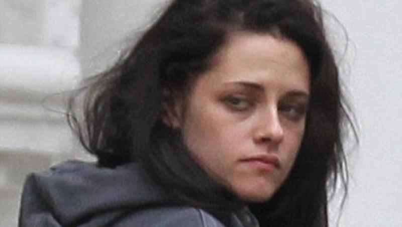 Kristen Stewart si Robert Pattinson se intalnesc pe furis