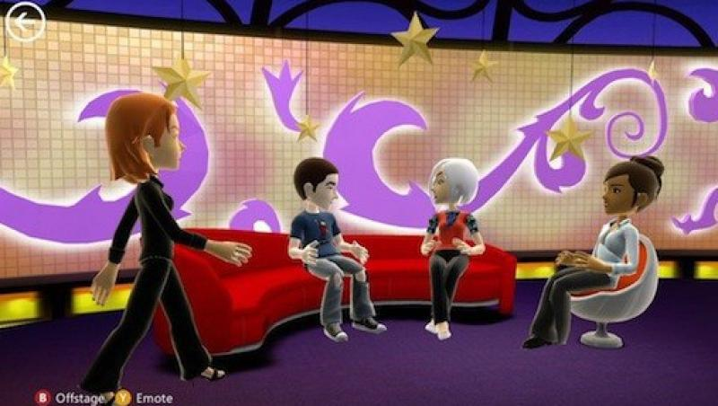 Avatar Kinect te face sa devii personaj real de jocuri