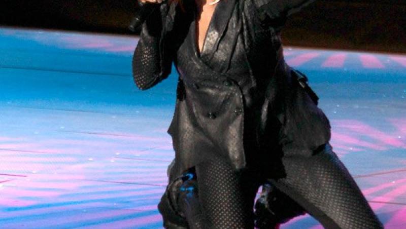 FOTO! Uite ce dubios arata Cyndi Lauper!