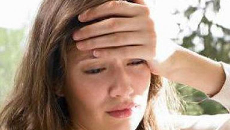 Ameteala si durerile de cap, semne ale insolatiei
