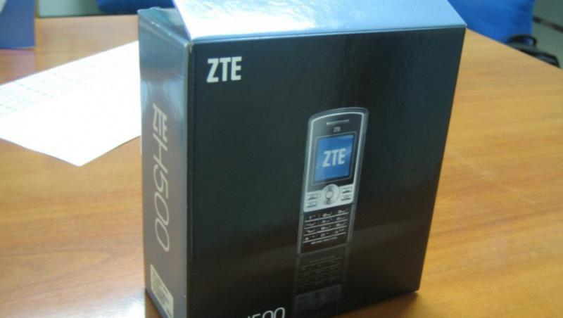 ZTE vrea sa deschida o fabrica de componente in Romania