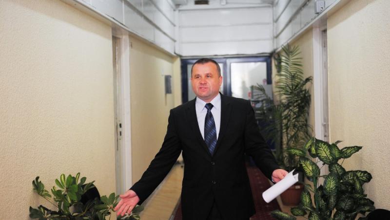 Ioan Botis, candidatul PDL la Primaria Bistrita