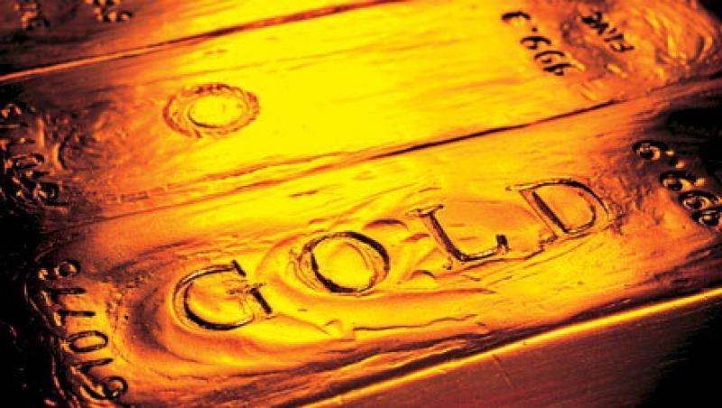 Pretul aurului, gata sa se prabuseasca
