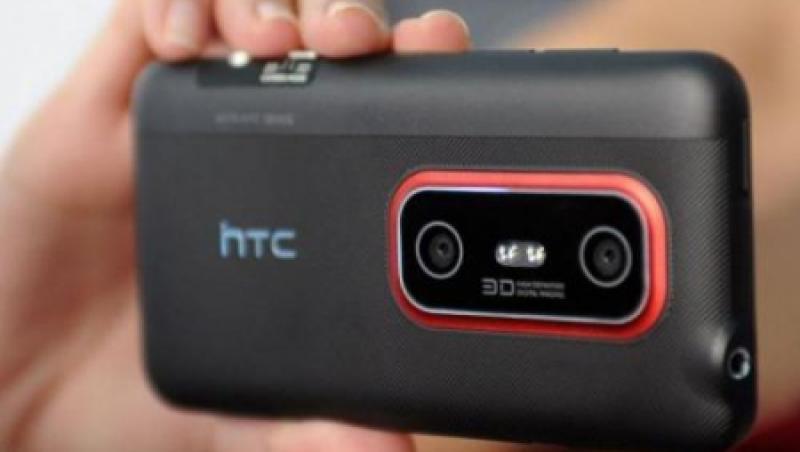 HTC lanseaza primul sau telefon 3D in Taiwan