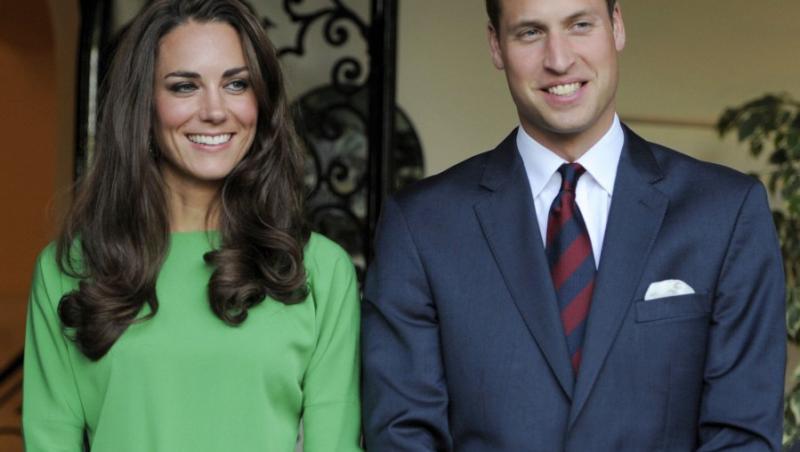 VIDEO! Printul William si sotia sa, Catherine, au vizitat orasul Birmingham