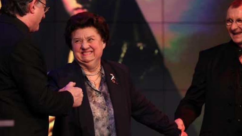 Actrita Tamara Buciuceanu-Botez va primi o stea pe Aleea Celebritatilor