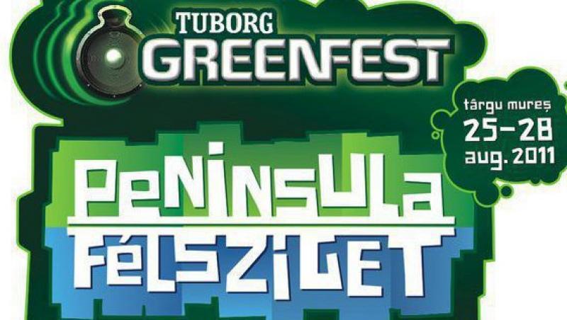 Record de vizitatori la Tuborg Green Fest Peninsula