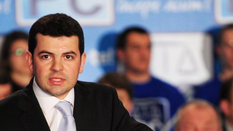 Daniel Constantin: Cseke Attila nu a acceptat sa fie partas la ingroparea Sanatatii