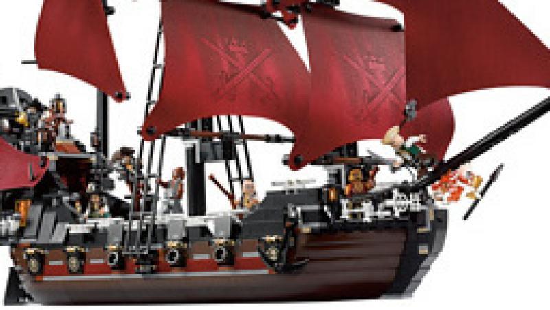 FOTO! Piratii din Caraibe – Razbunarea printesei Anne, un joc pentru fanii lui Jack Sparrow