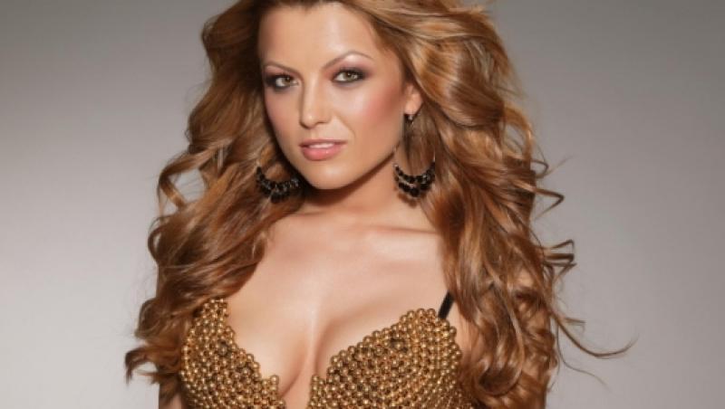 Elena Gheorghe, sarcina fara kilograme in plus!