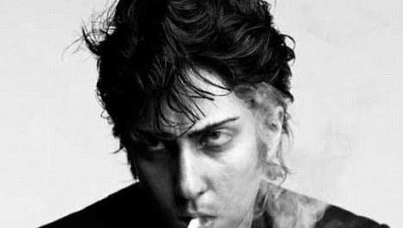 INCREDIBIL! Lady Gaga s-a transformat in barbat!