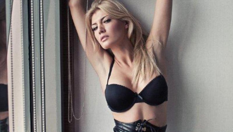WOW! Madalina Barbu, o blonda fara inhibitii... CUM a reusit sa piarda finala Next Top Model?