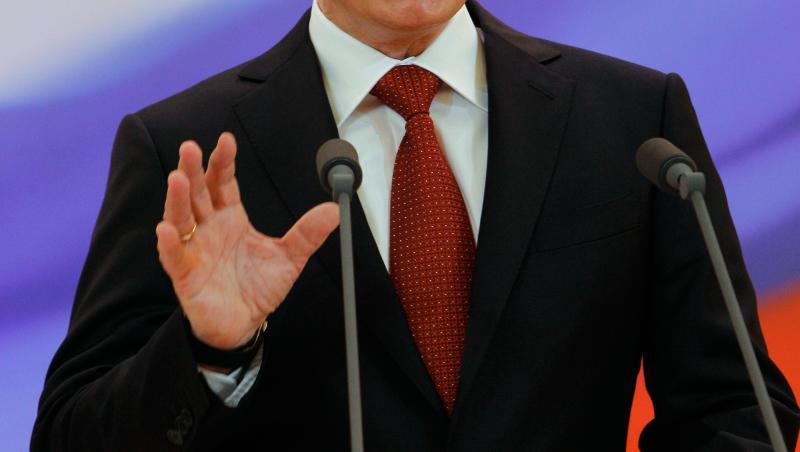 Vladimir Putin, desemnat cel mai puternic si influent om al Planetei!