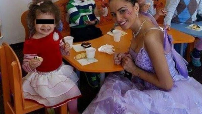 """Și ea a fost animatoare? Liliana de la """"Mireasă pentru fiul meu"""" a uimit pe toată lumea cu fotografiile de pe internet"""