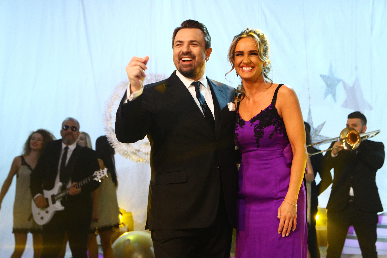 """Horia Brenciu și Diana Munteanu îi întâmpină pe telespectatorii Antena 1 cu noi provocări, premii mari şi distracţie garantată la """"Uniplay Show"""""""
