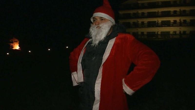 Marți, de la ora 20.00, la Antena 1, Liviu Vârciu este Moș Crăciun pentru nea Mărin