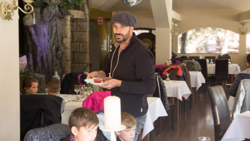 Diseară, de la ora 20.00, la Antena 1: Nicolai Tand este chef pentru 30 de copii, în bucătăria lui nea Mărin