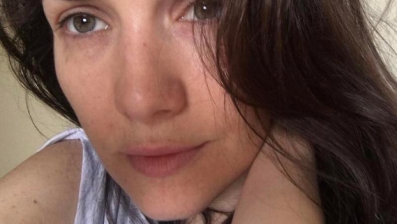 Foto. Natalia Oreiro a pozat, la 40 de ani, fără pic de machiaj! Cum arată acum actriţa din
