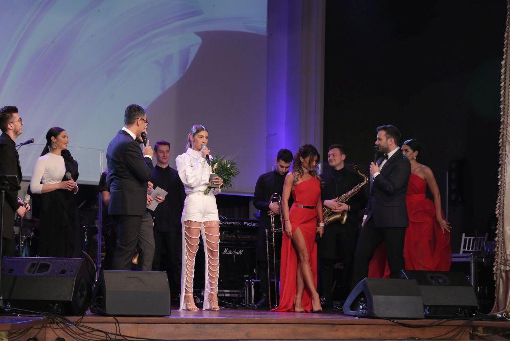 """Antena Stars a acordat  """"Premiile showbiz-ului românesc"""". Marii câștigători ai galei"""