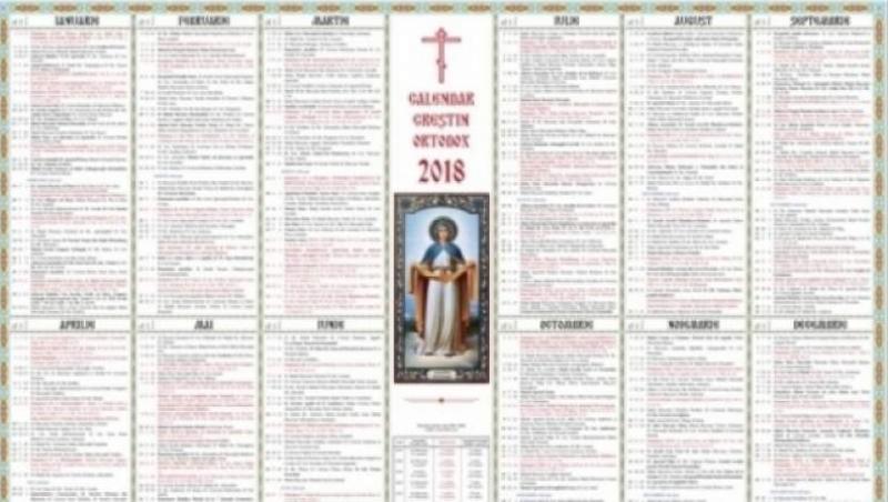 Calendar ortodox 9 noiembrie. Sărbătoare. Cui spui La multi ani