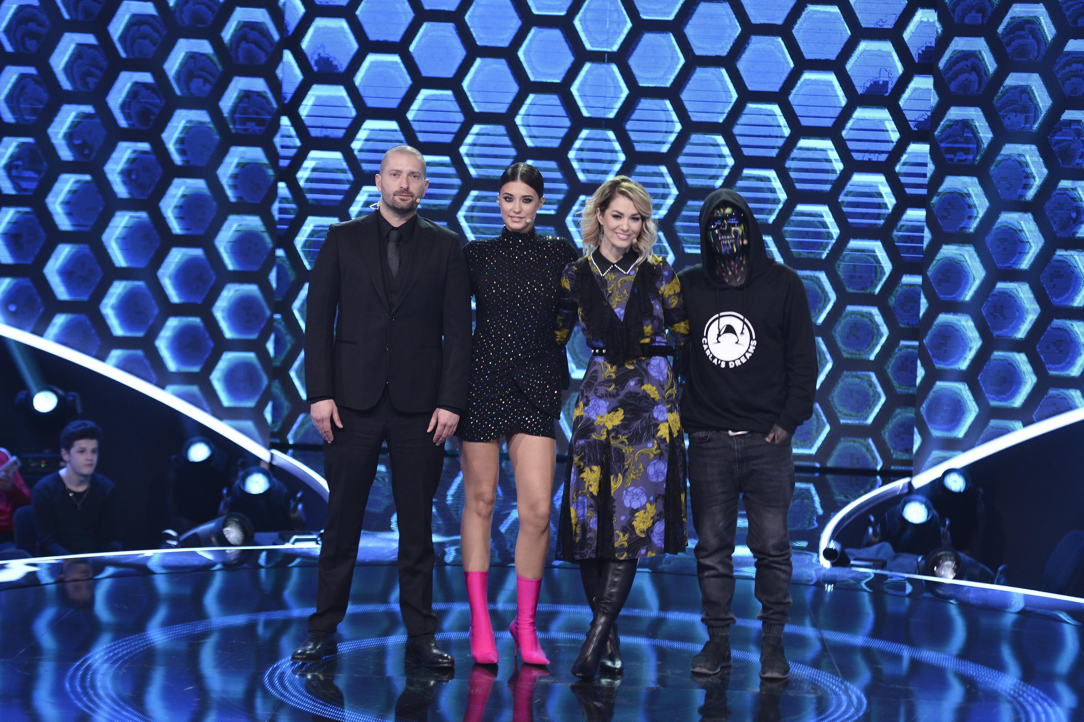 """Antonia, Feli, Carla's Dreams și Cheloo, jurații celei mai dure competiții muzicale. """"The Four – Cei 4"""", începând din 31 martie, la Antena 1"""