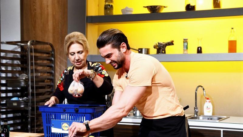 """Dorian Popa și Mamișor își dezvăluie povestea la ,,Chefi la cuțite"""""""