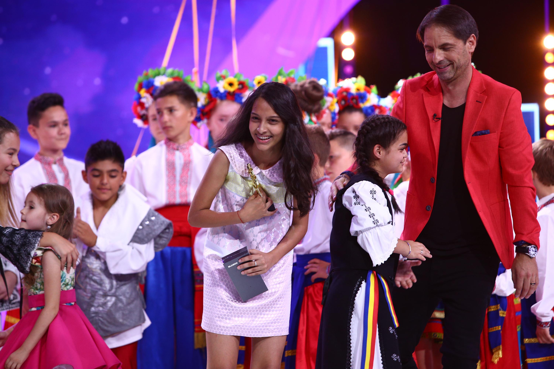 """Aseară, la Antena 1, Melani Şerban a câştigat cea de-a şasea ediţie """"Next Star"""""""