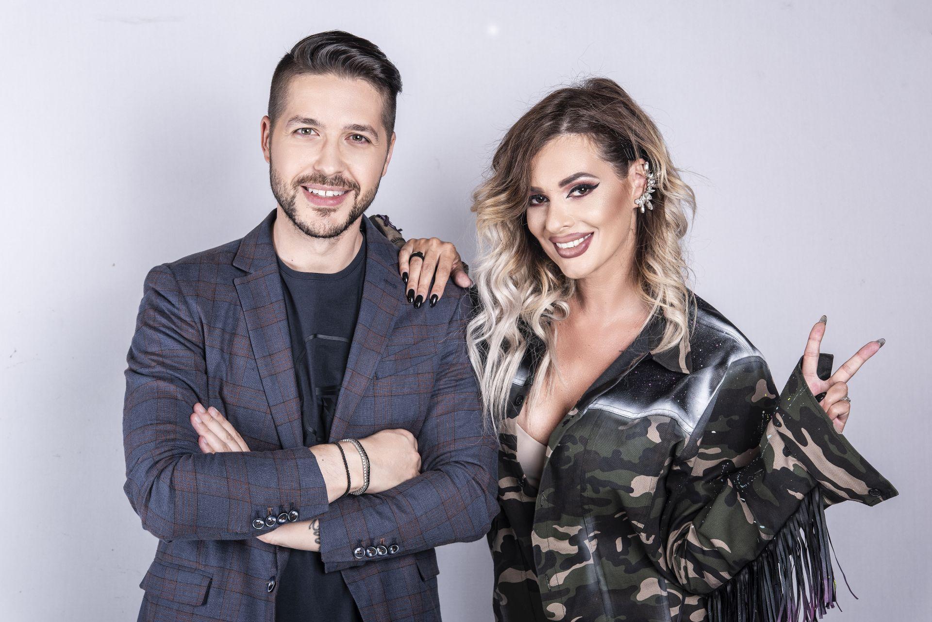 """Surpriză uriașă și un show de zile mari! Jorge și Maria Simion vor prezenta emisiunea """"Cool Summer Nights""""! """"Se anunță nopți de vară fabuloase"""""""