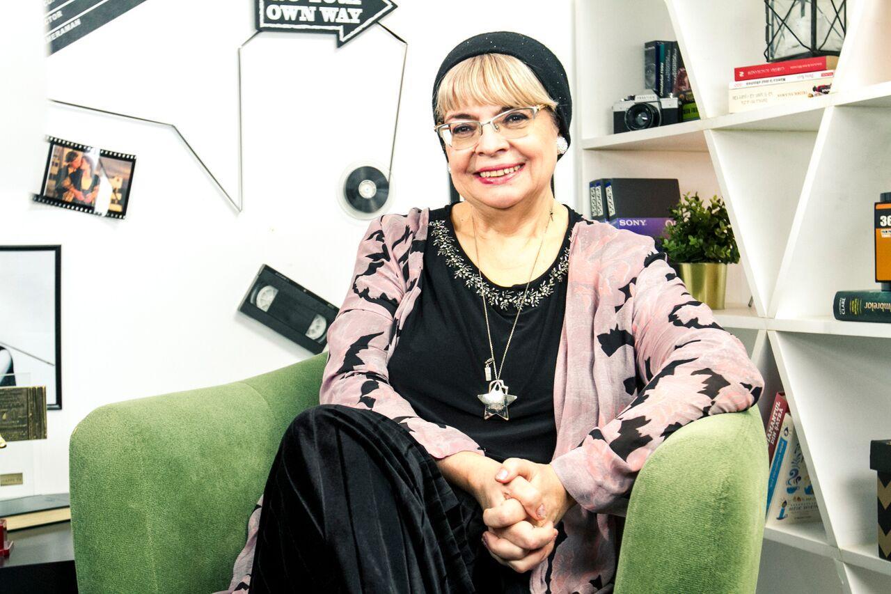 """Îndrăgitul critic de film prezintă """"Cine COOL"""", la Happy Channel: Ce reprezintă fericirea pentru Irina Margareta Nistor"""