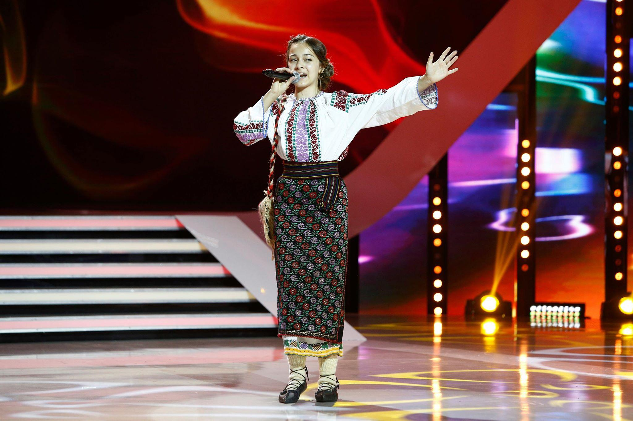 O poveste de viață, un glas cum n-ați mai auzit! Diana, o moldoveancă frumoasă, care a adus veselia românească pe scena Next Star!