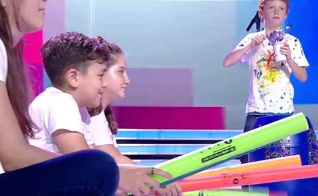 """Boem Stars, moment spectulos pe scena """"Next Star""""! Lidia Buble: """"A fost bine pentru voi, copii!"""""""