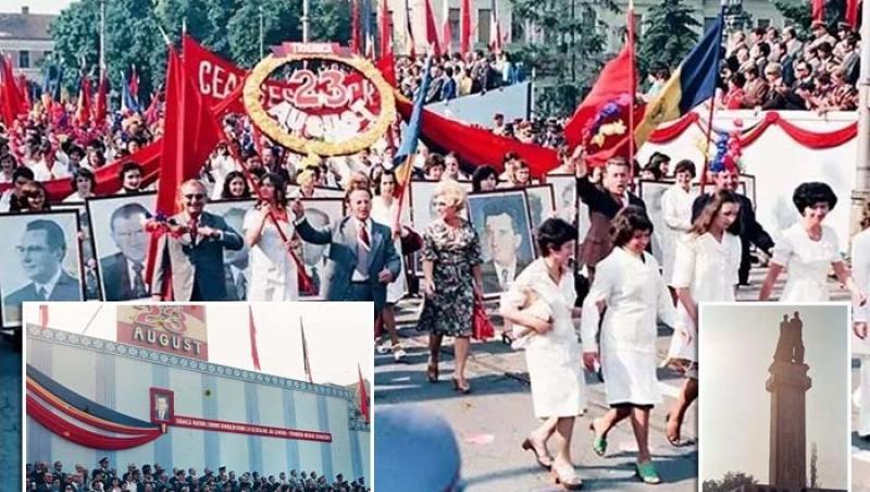 23 august Cea mai importantă sarbatoare comunista | Antena 1