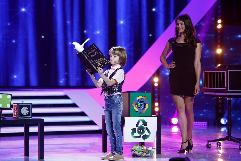 """Magia nu putea lipsi din finala de popularitate. Petru Olteanu, maestru la trucuri:  """"Din primele şase secunde, m-ai cucerit"""""""