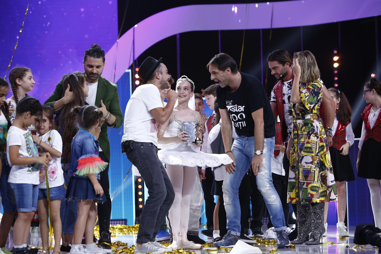 Olimpia este câștigătoarea ediției CENTENARE Next Star! Felicitări micuței balerine!