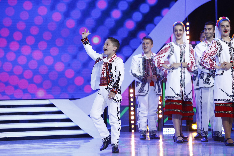 Nea Mărin are concurență! Andrei Ileana a făcut scena Next Star să vibreze sub picioarele lui!