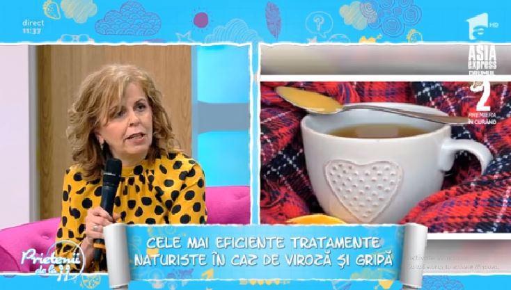 """,,Prietenii de la 11"""" Care sunt cele mai eficiente și mai la accesibile  taratamente naturiste împotriva gripei și ale virozelor"""