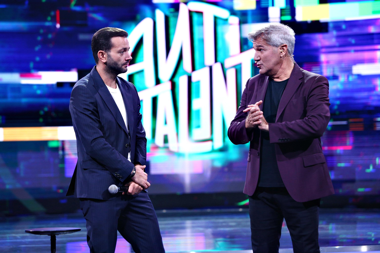 """Mihai Morar rupe în două platoul Antitalent: """"Faţa mea nu are nicio legătură cu televiziunea!"""""""