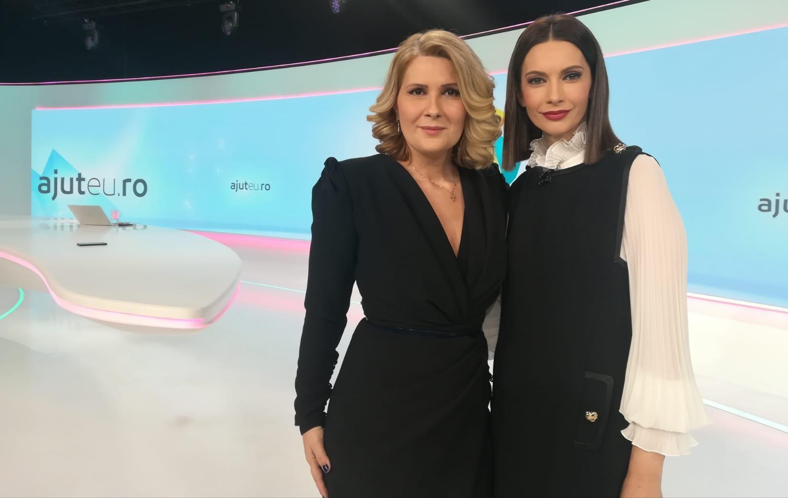 """Sandra Stoicescu, despre campania """"Ajut eu"""",de la Antena 1: """"Avem în ADN-ul nostru sã ajutãm, sã schimbãm vieţi!"""""""