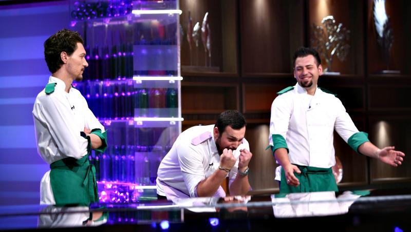 Alexandru Comerzan a câștigat sezonul 7 al emisiunii Chefi la cuțite!