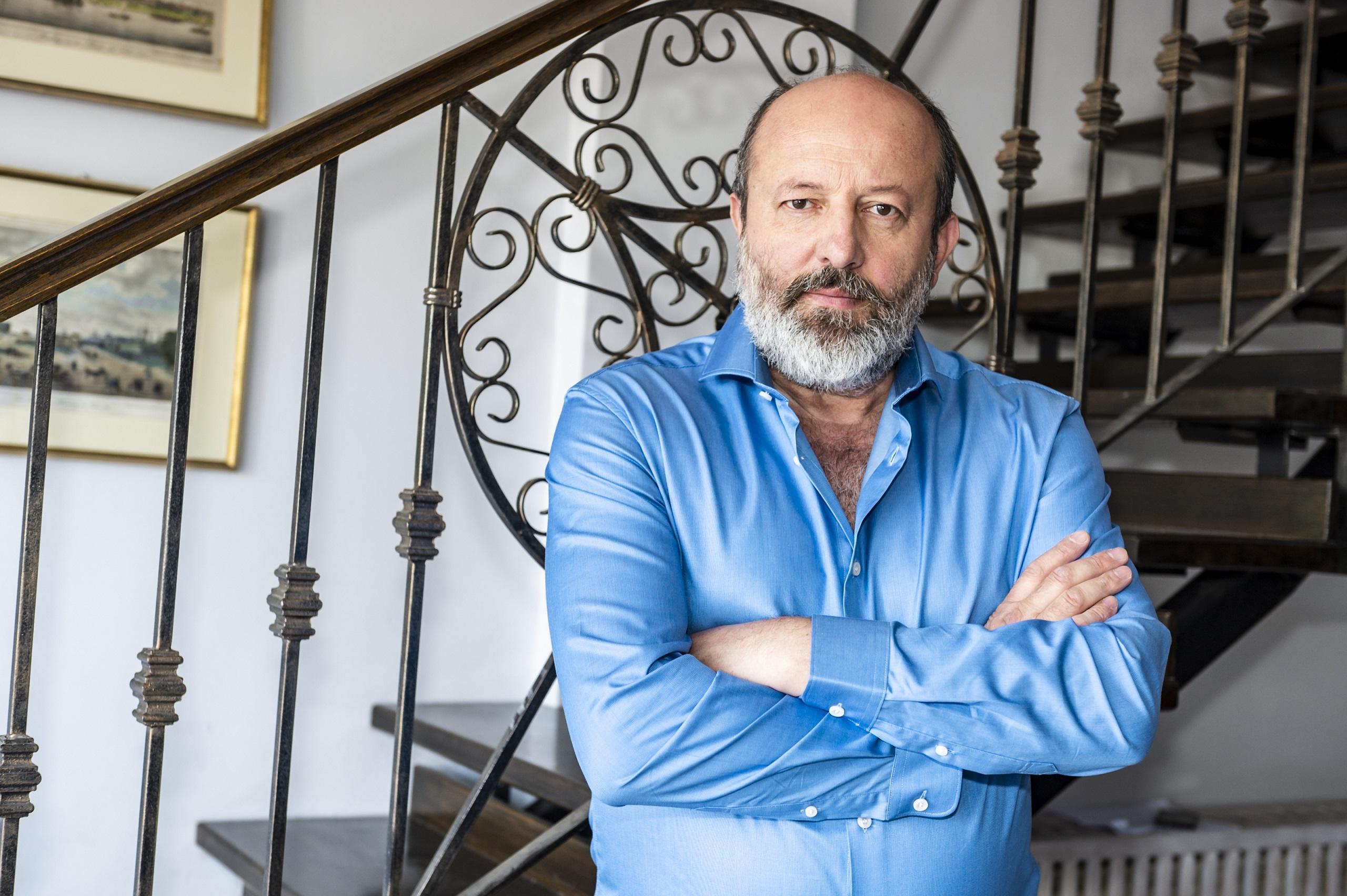 """Claudiu Istodor joacă în serialul """"Sacrificiul"""", produs de Ruxandra Ion"""