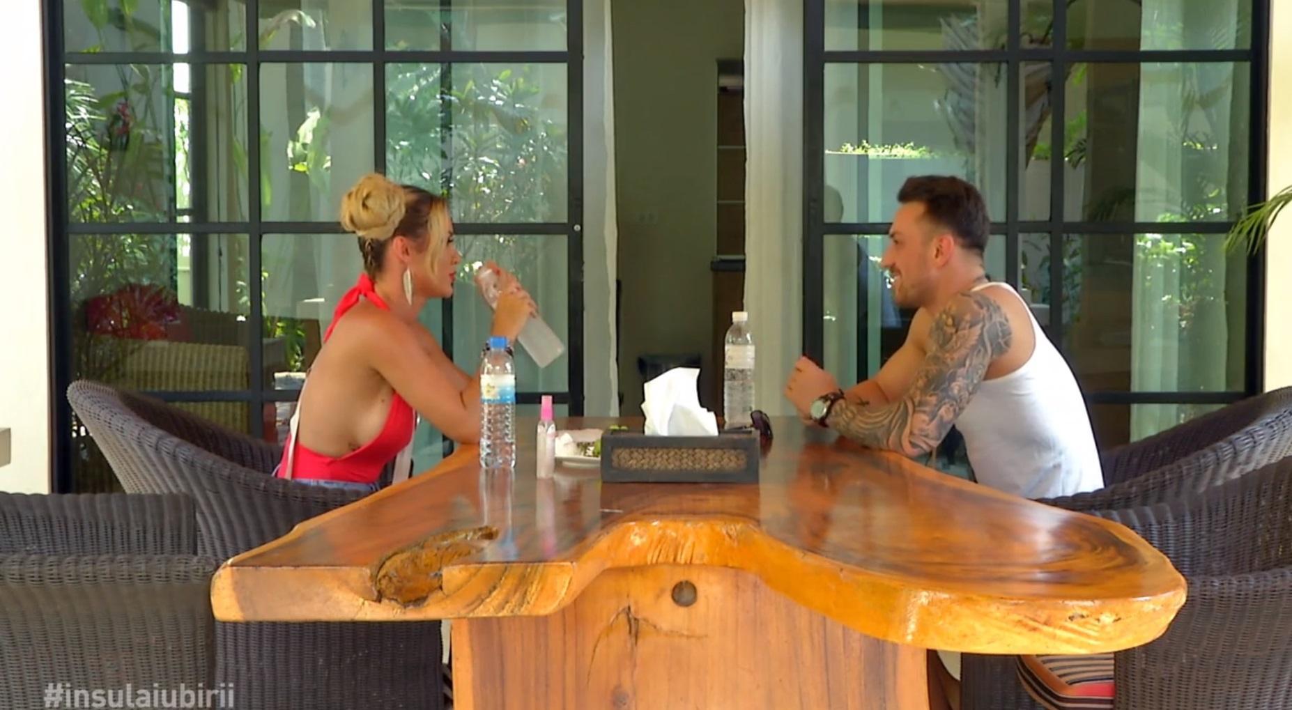 """Cum a decurs prima întâlnire dintre Costas și ispita Nicoleta! Iubitul Geaninei și-a ieșit din minți: """"Crezi că sunt fraieric?"""""""