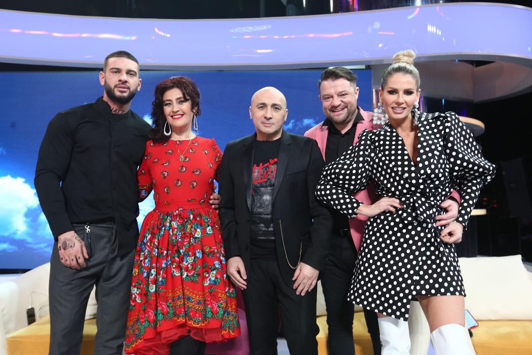 Monica Anghel, Andreea Bănică, Matteo și Marcel Pavel intră în jocul măștilor,la Scena misterelor