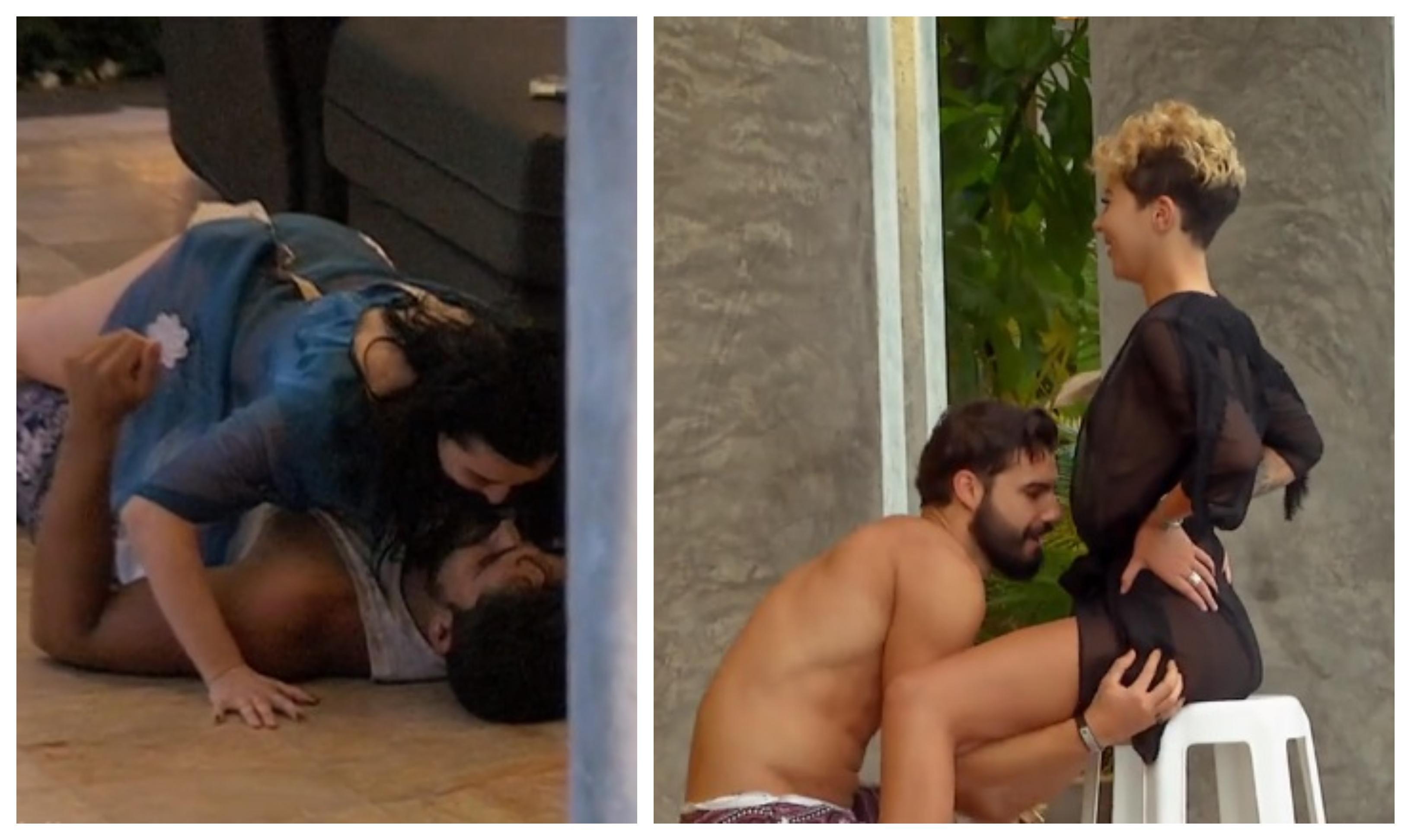 Scene incendiare la Insula Iubirii! Teodora l-a sărutat pe Mircea, iar Andi a dansat provocator pentru Geanina. Video