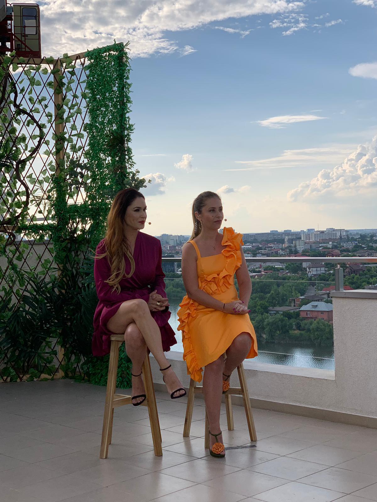 Predare de ştafetã la Antena Stars. Bianca Sârbu prezintã Dragoste fãrã secrete