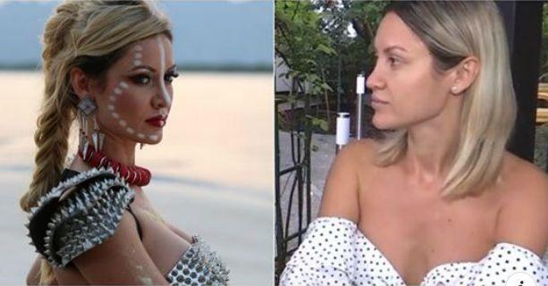 """Cum arată ispita Nicoleta Dragne de la Insula Iubirii fără farduri și rimel: """"Mă machiez la emisiuni sau la evenimente, atât"""""""