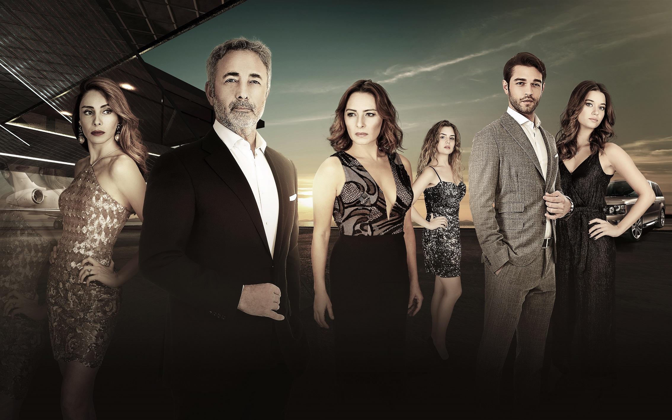 Începând de mâine, de la ora 14:00, Antena 1 difuzează serialul Surorile (Kardeş Çocuklari)