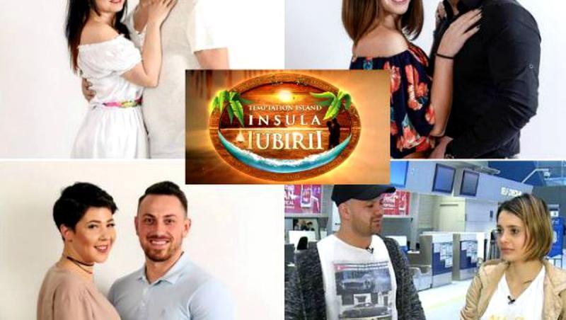 Decizie uluitoare la Insula Iubirii! Ce se întâmplă cu cele mai controversate personaje din emisiune
