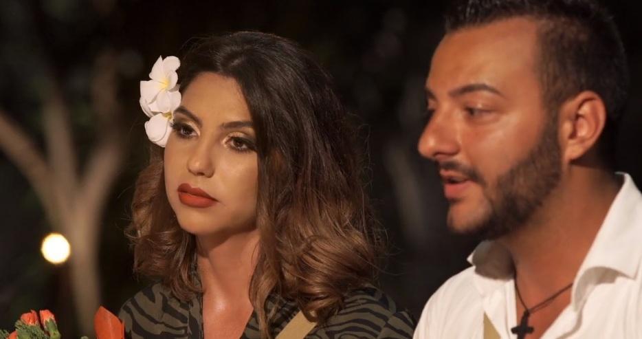 """Adrian și Denisa, confruntarea finală la """"Insula Iubirii"""": """"Ai făcut sau nu sex cu Andi?"""" Imaginile care l-au scos din minți pe concurent"""